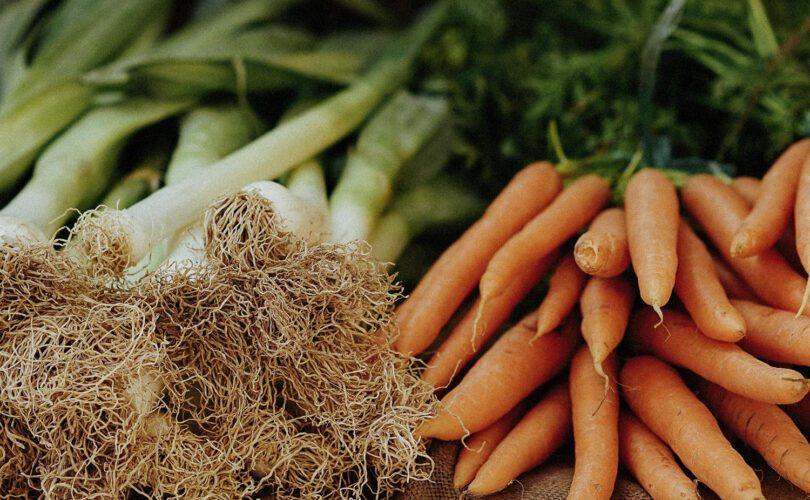 Pinfold Farm Shop fresh produce