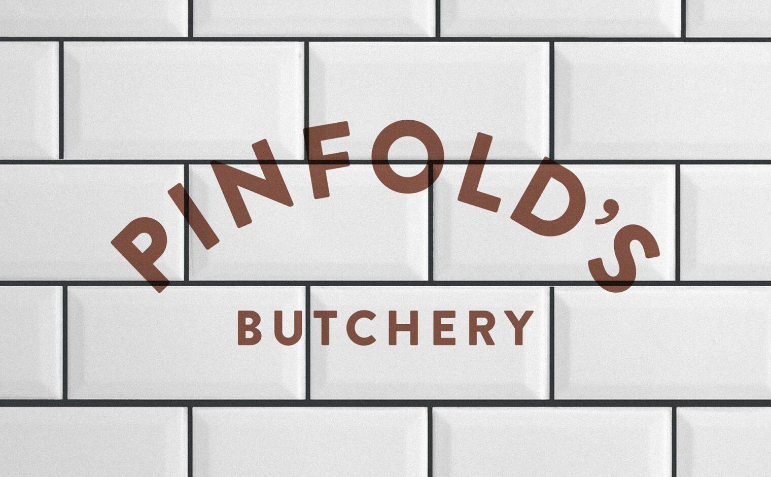 Pinfold Farm Shop - Pinfold's Butchery logotype