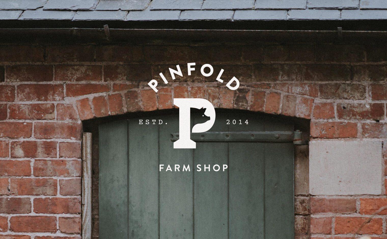 Pinfold Farm Shop main logo