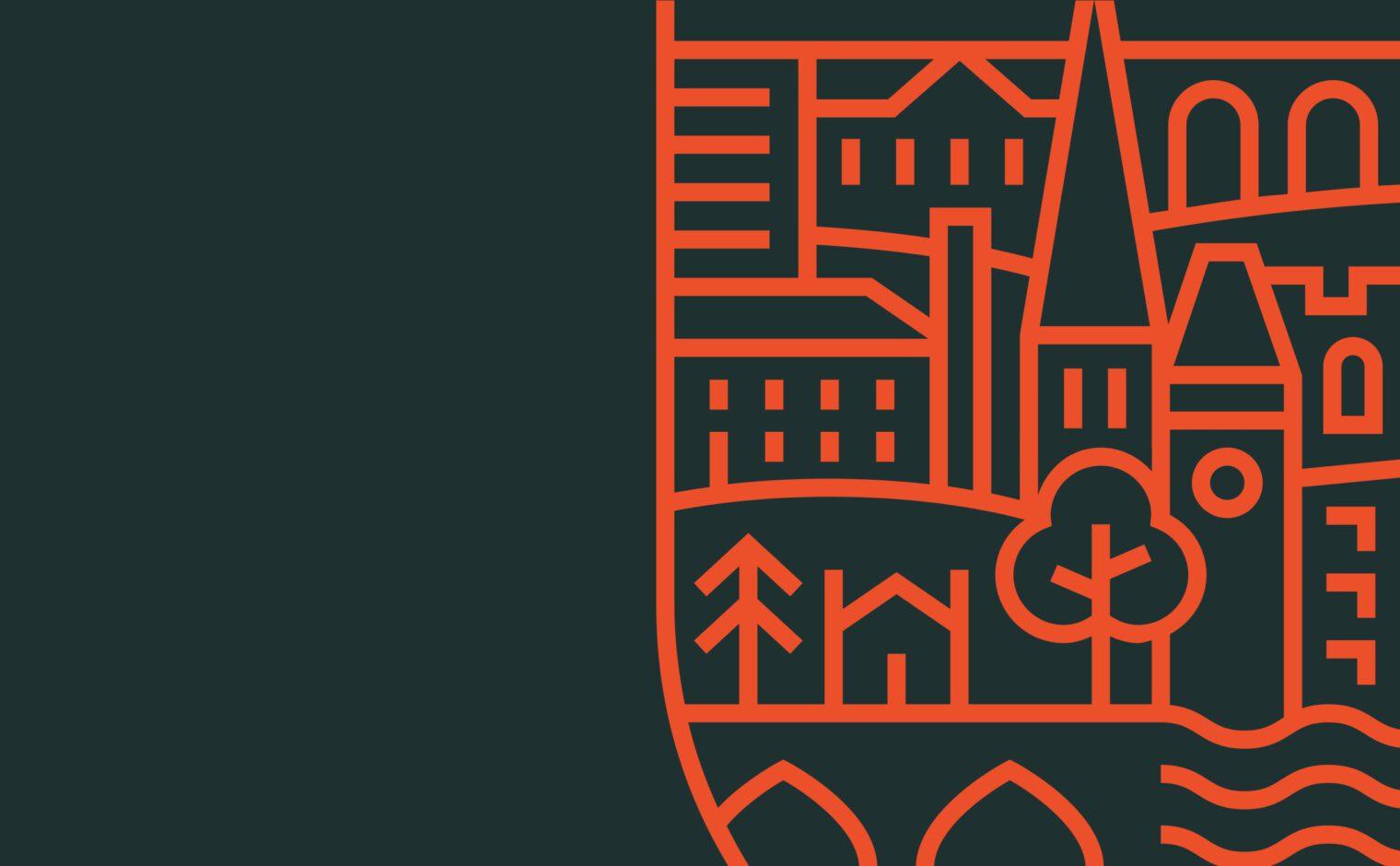 Wakefield Civic Society logo detail
