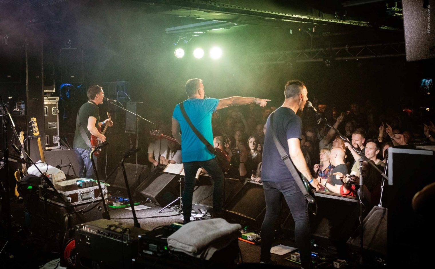 Long Division Festival gig at Warehouse 23, Wakefield